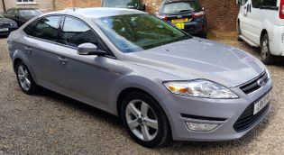 FORD MONDEO RYW